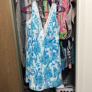 Lilly Pulitzer dress in Back It Up size 6